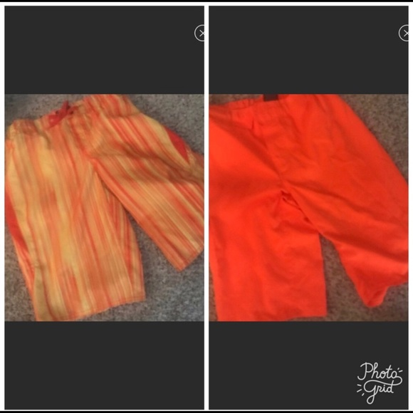 b1f22599b2360 Swim | 2pr Modells Boys Trunks | Poshmark